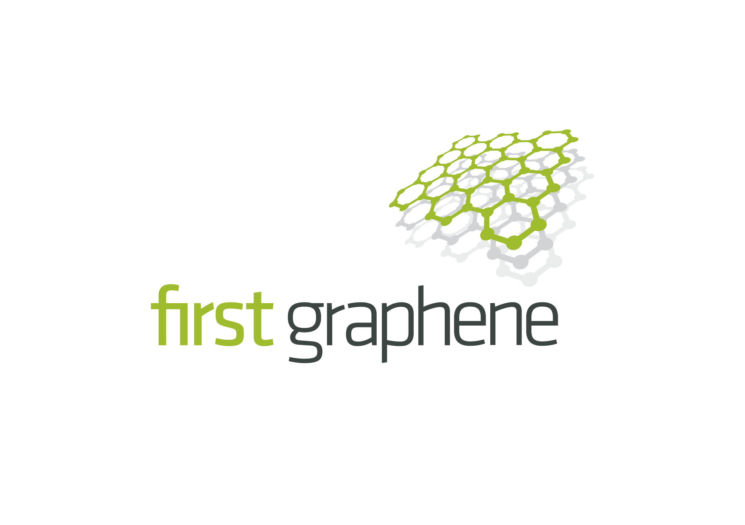 First graphene logo