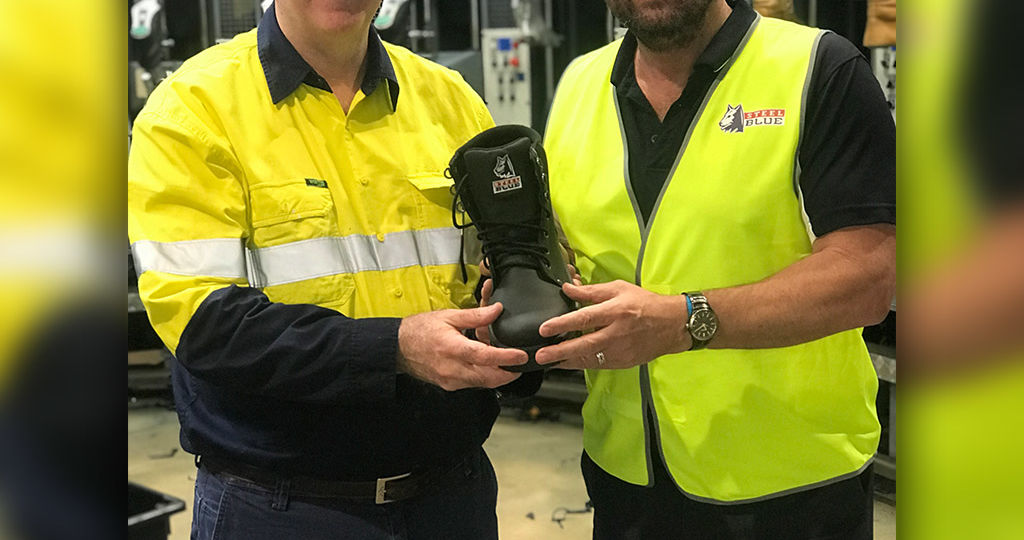 Graphene enhanced safety boots