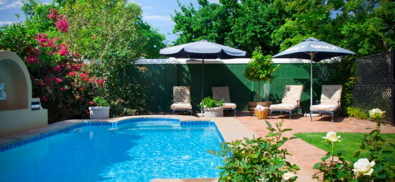 Fibreglass Swimming Pool