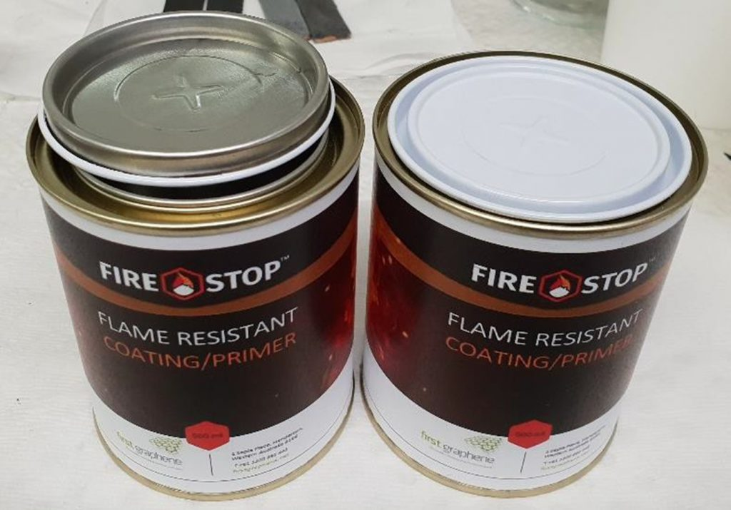 FireStop coating